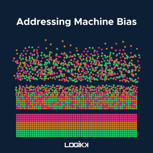 Addressing Machine Bias Graphic
